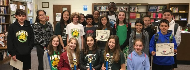 GW Battle of the books