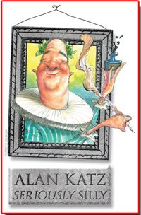 Alan Katz is Seriously Silly and coming to Meadowbrook on March 4th